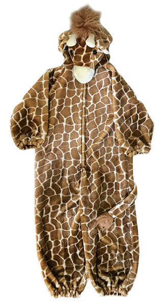 S5226: Dress Up Giraffe (size 5-7)