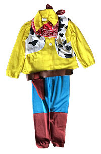 S5228: Woody Costume size 6-8