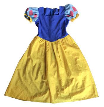 S5229: Snow White Costume (size 6-8)