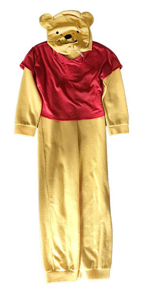 S5232: Pooh Bear Dressup (size 6-8)