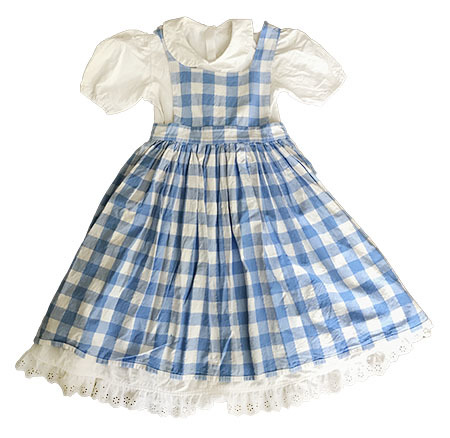 S521228: Dorothy dressup (Wizard of Oz)