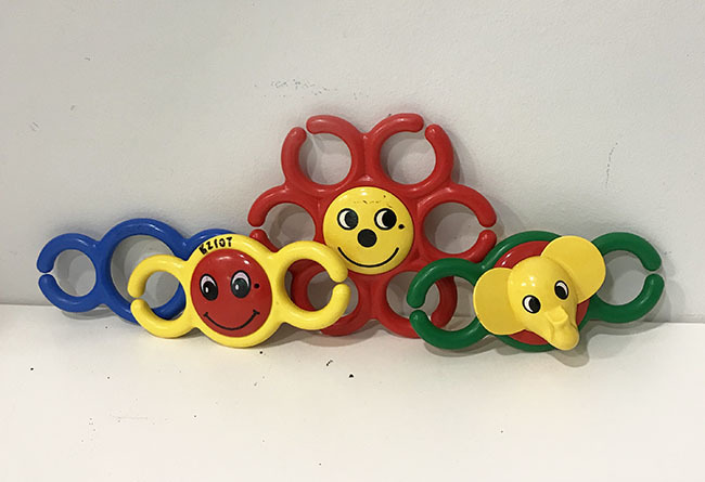 B2107: Lego Baby Rings