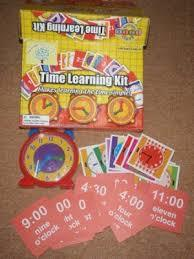 S7114: Time Learning Kit