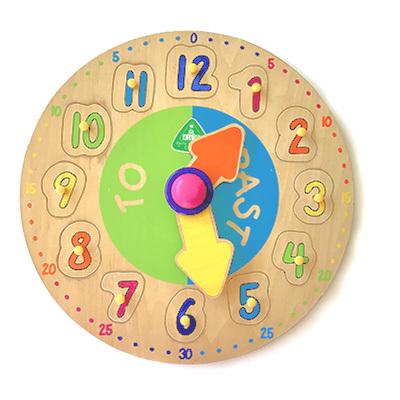 S8201: Clock Puzzle