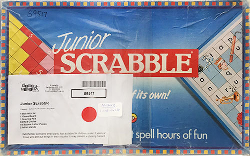 S9517: Junior Scrabble