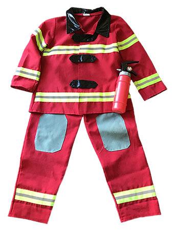 T5200: Firefighter Costume