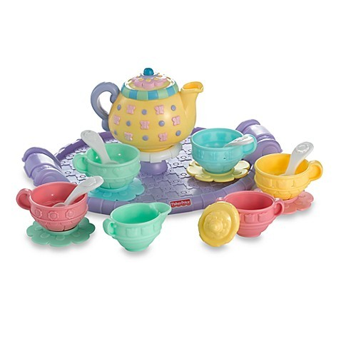 T53003: Musical Tea Set
