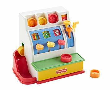 T53004: Fisher Price Cash Register