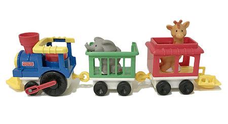 T5329: Little People Train