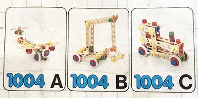 X5225: Baufix 1004