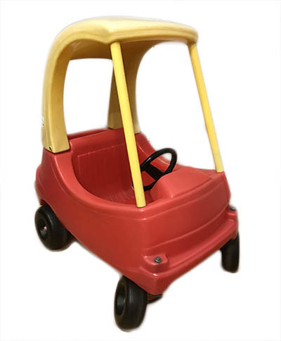 Z1219: Cozy Coupe (3 week borrow ONLY)