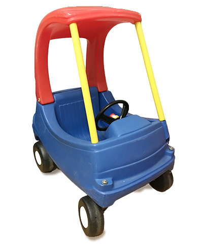 Z1210: Cozy Coupe (3 week borrow ONLY)