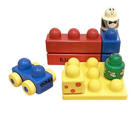 B3144: Toddler Duplo