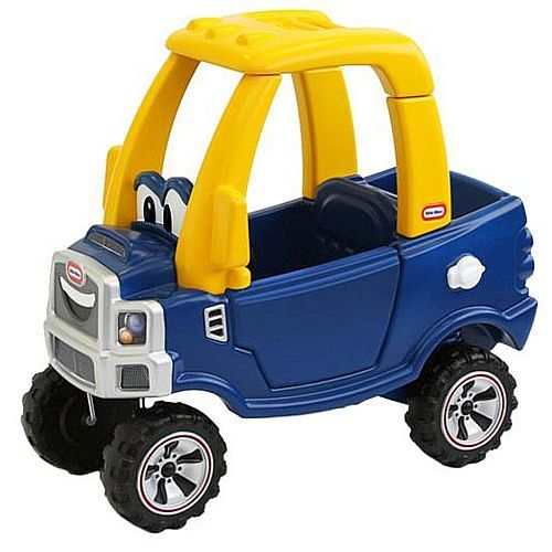 Z1202: Cozy Coupe Truck (3 week borrow ONLY)