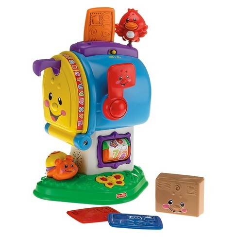 B2221: Fisher Price Activity Letterbox