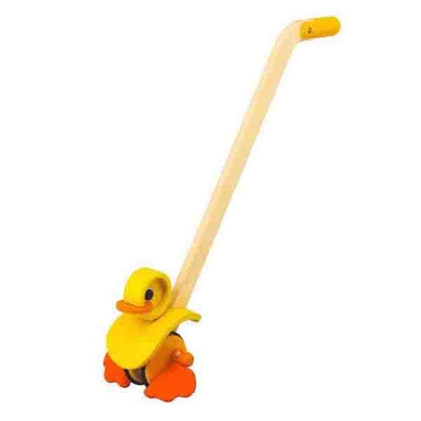 T131095: Push Along Duck