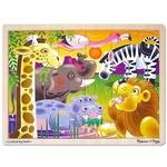 P47: Melissa & Doug African Plains Puzzle