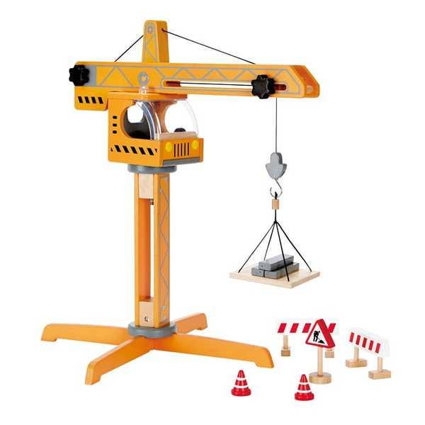 RP91: Hape Crane Lift