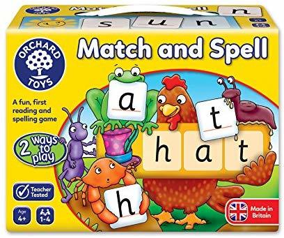 G23: Match and Spell - Orchard Toys