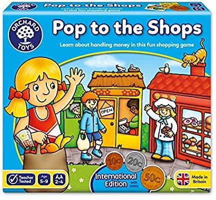 G61: Pop to the shops