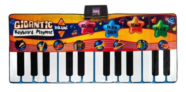 M9: Gigantic Musical Keyboard Mat