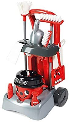 RP108: Henry Deluxe Cleaning Trolley