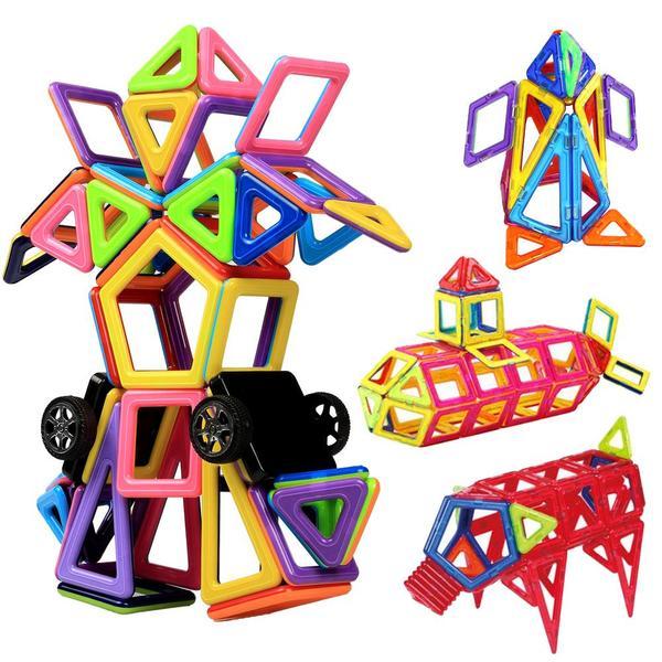 C51: Magnetic Blocks
