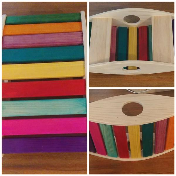 GM39: Rainbow Balance Board