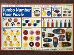 P77: Jumbo Number Floor Puzzle