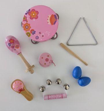 M15: Pink Music Kit