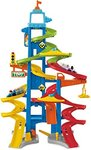 RP53: Little People City Skyway Car Racing Tower