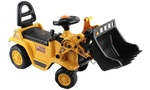 RON8: Ride On Digger