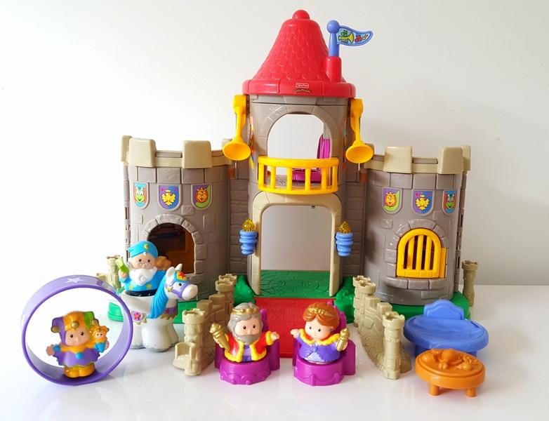 RP85: Little People Kingdom Castle