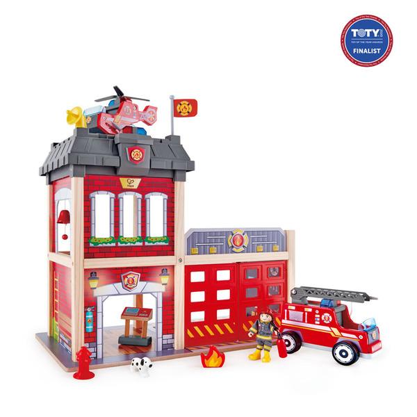 RP89: Hape Fire Station