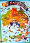 P3: Map of Australia & NZ Jumbo Floor Puzzle