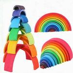 C37: Large Stacking Rainbow