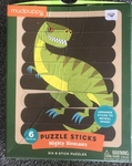 P021: Dinosaur puzzle sticks