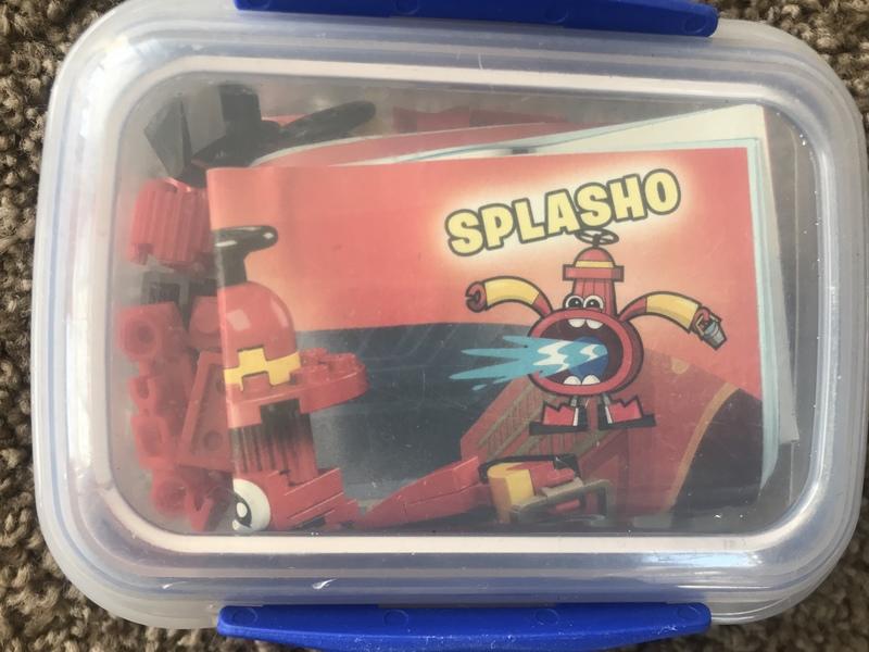 C016: LEGO - Splasho