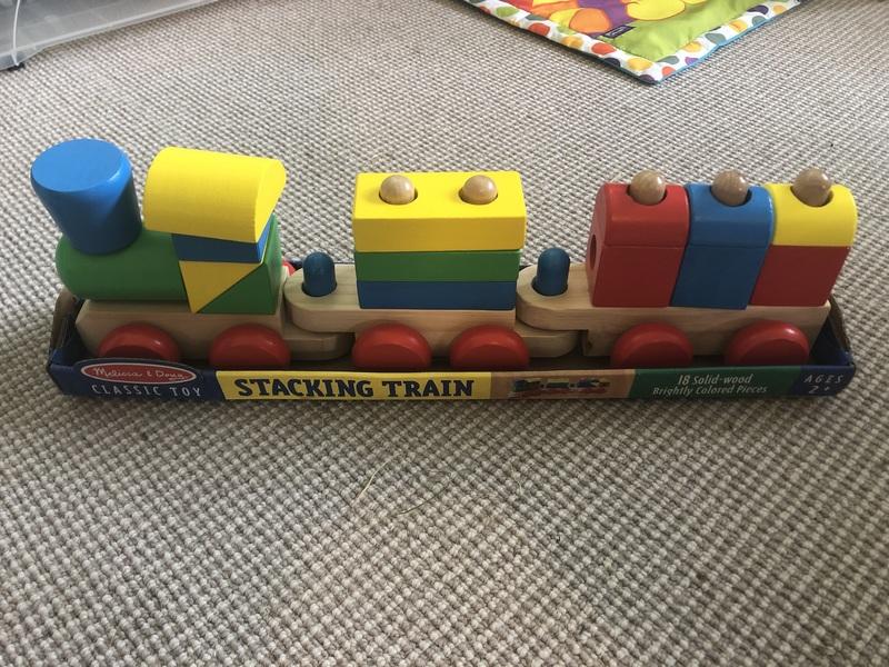 I013: Stacking train
