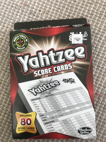 G065: Yahtzee