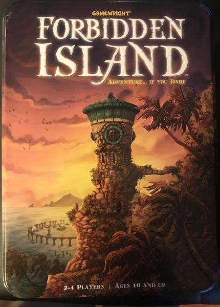 G067: Forbidden Island