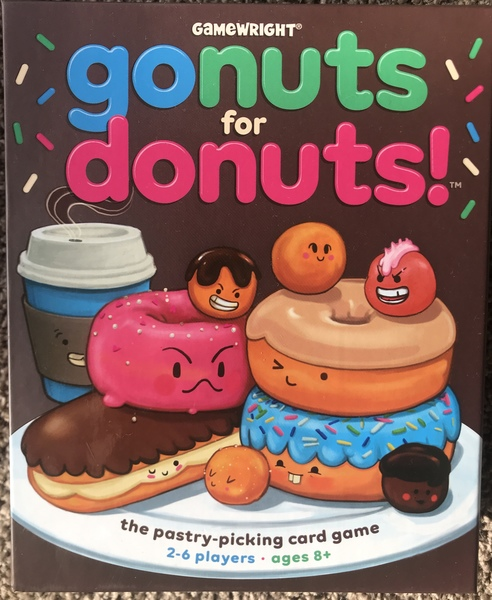 G074: Gonuts for Donuts