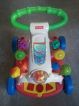 I014: Fisher Price Walker