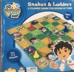 G025: Snakes and Ladders