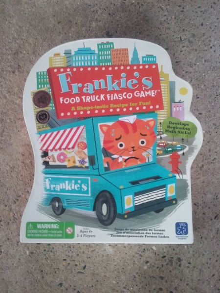 G113: Frankies Food Truck Fiasco Game