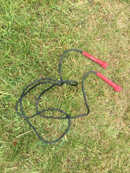 O009: Skipping rope