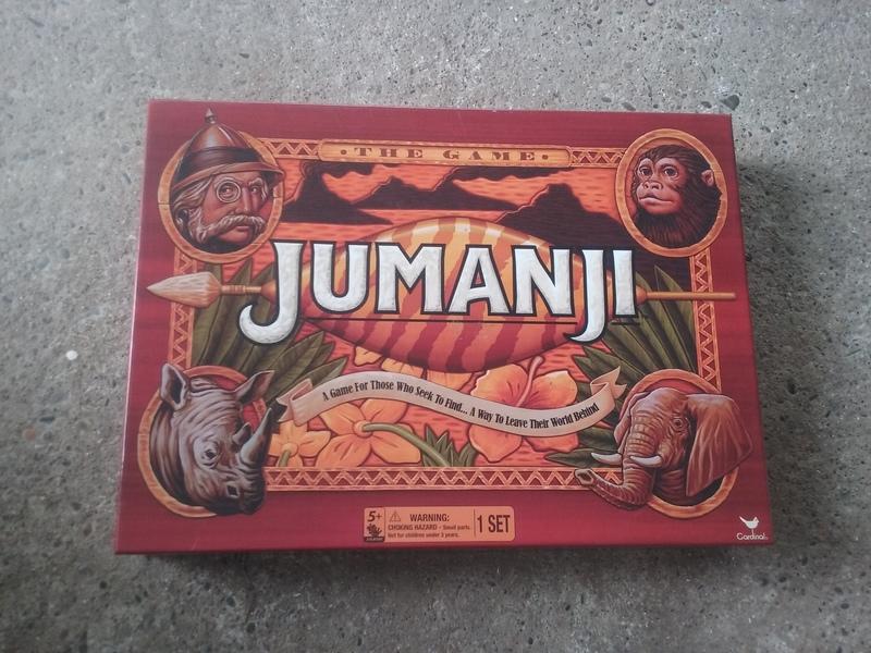 G119: Jumanji