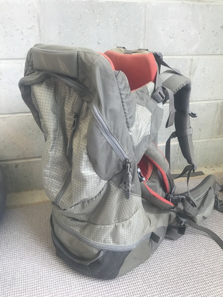 L001: Macpac Baby carrier