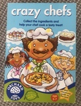 G016: Crazy Chefs card game
