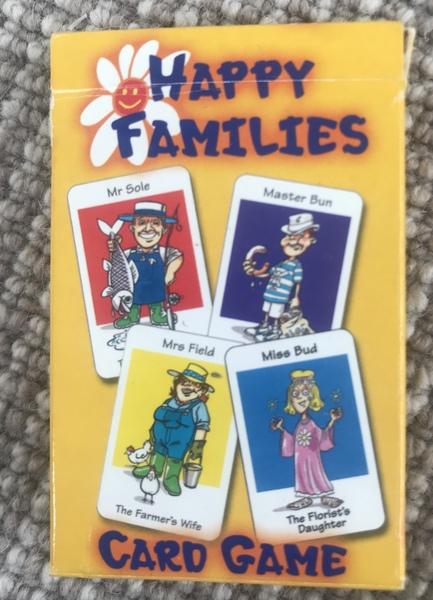 G021: Happy Families